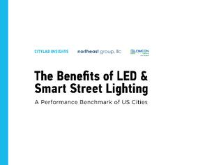 Benefits of LED & Smart Street Lighting