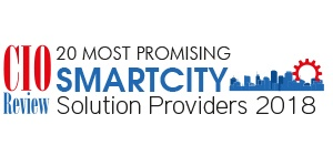"CIMCON Lighting Selected as Solution Provider of the Year by CIO Review in its Annual 20 Most Promising Smart City Solution Providers for 2018"" Listing"