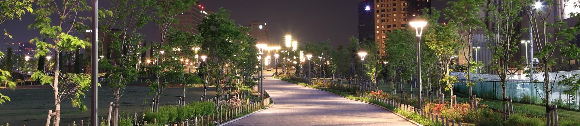 Campus Lighting