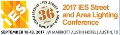 IES Street and Area Lighting Conference