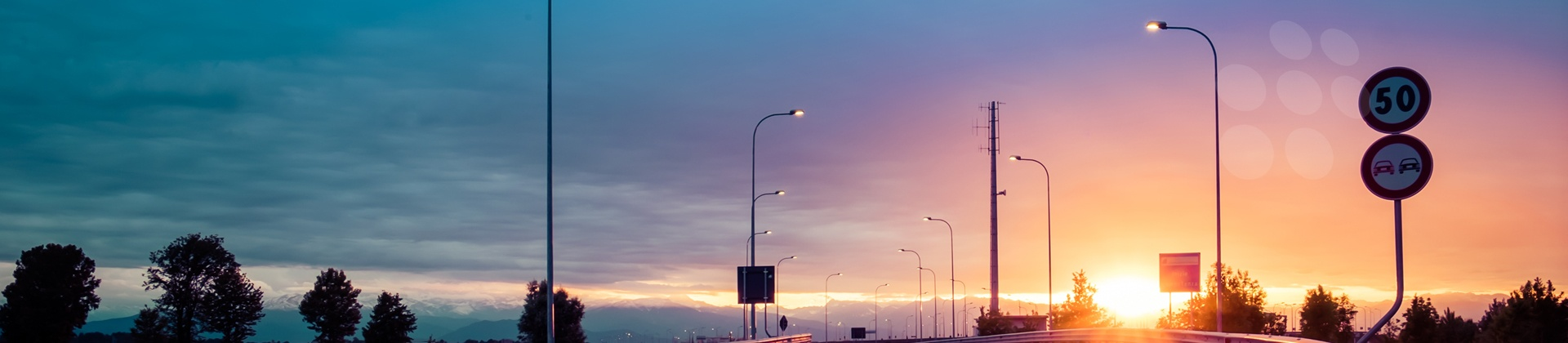 Smart Street and Roadway Lighting Controls