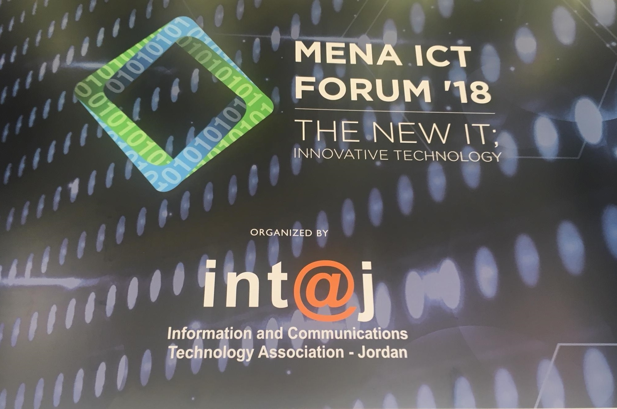 CIMCON to Present at MENA ICT Forum' 18 in Amman-Jordan