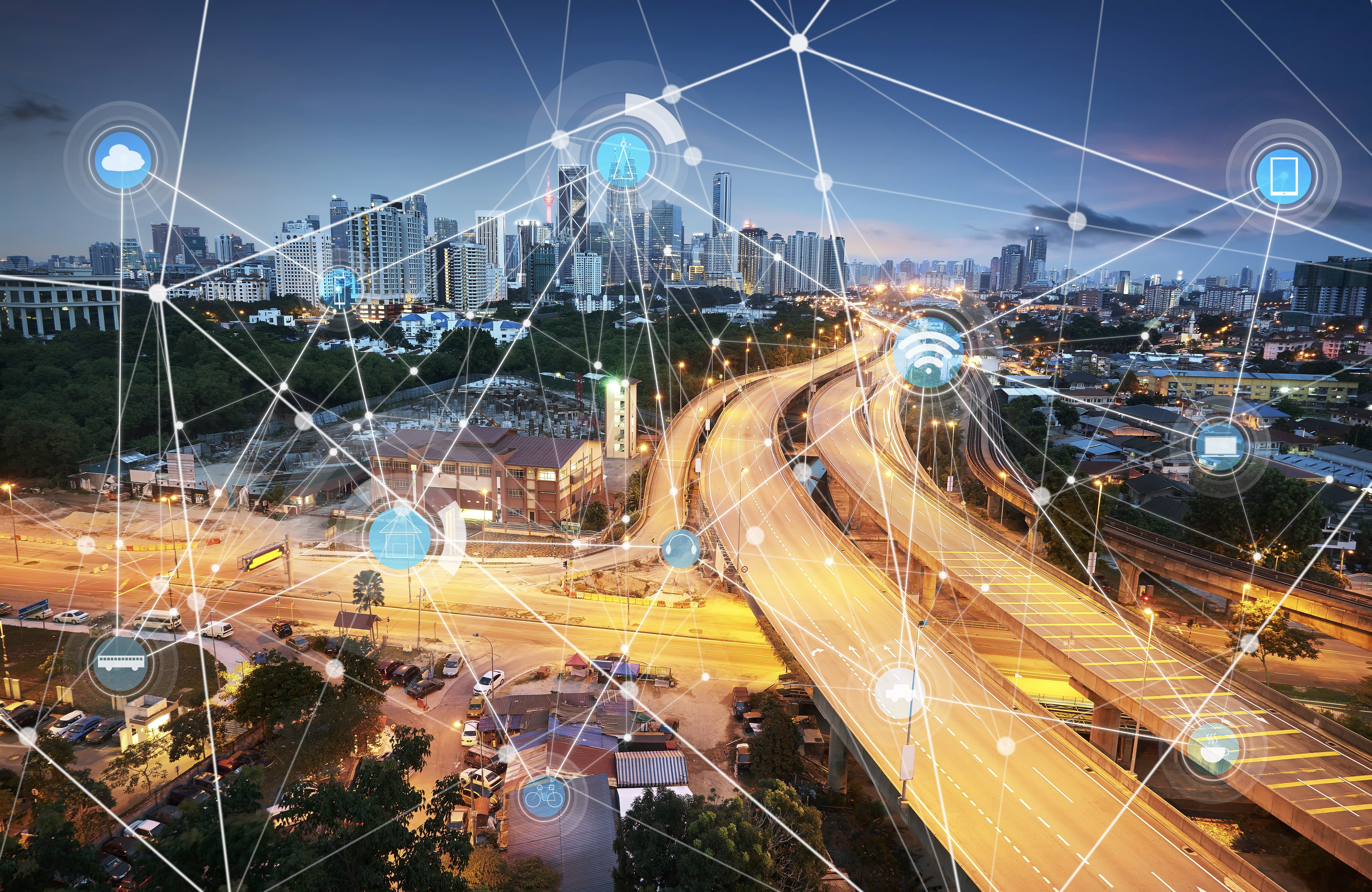 CIMCON Lighting Launches the NearSky™ Connect Program to Accelerate Smart City Transformations