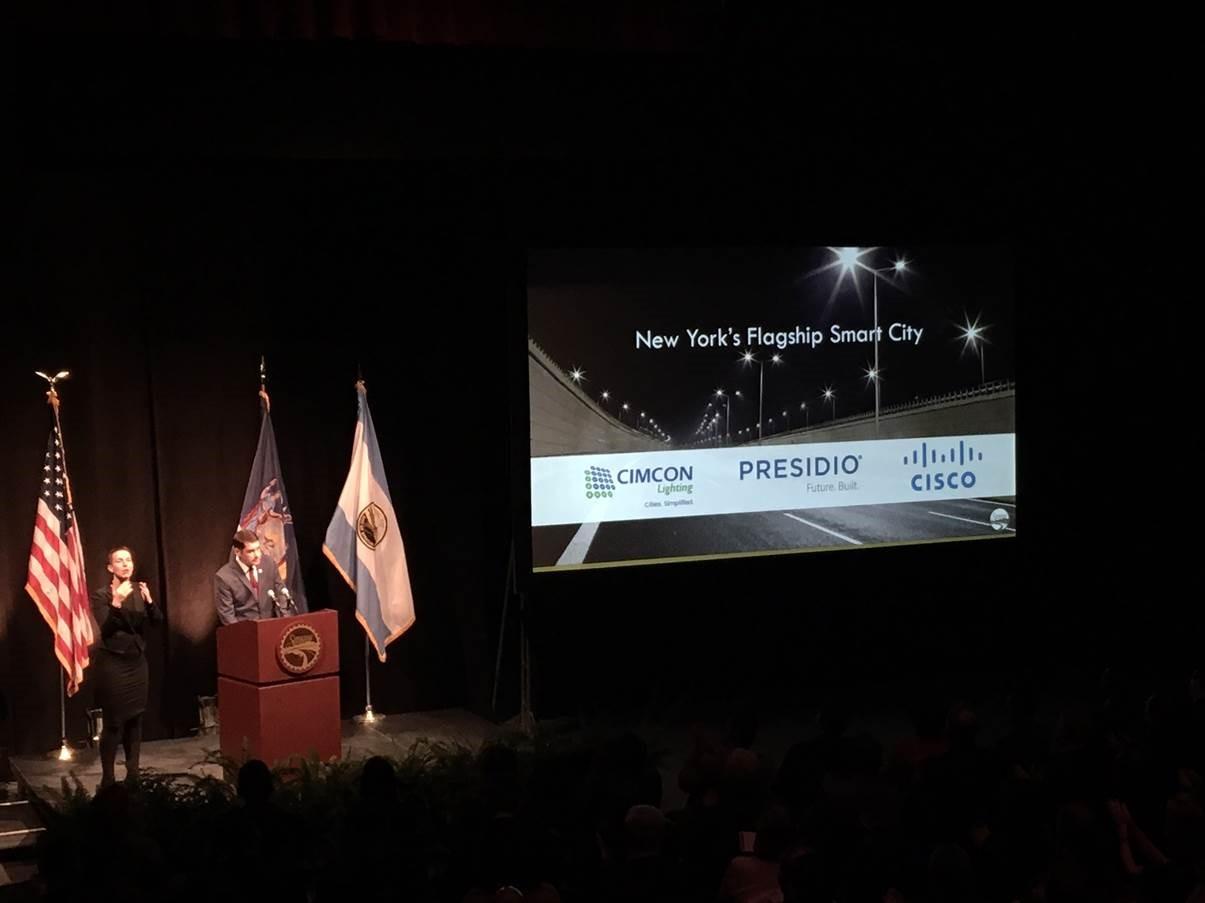 syracuse NY flagship smart city